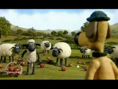 Shaun The Sheep - Scrumping: Episodes 7:00 S1 EP5 - The flock wants some apples from the greedy hogs, but the pigs prank them instead. Mayhem ensues.