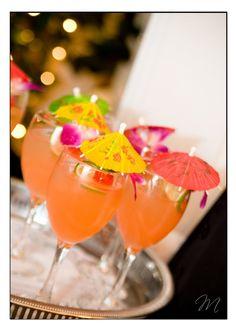 Mai Tai Signature Drinks