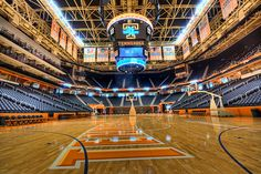 Thompson-Boling Arena. Knoxville, TN. Home of the Vols.