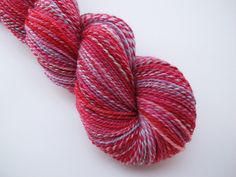 Limejuicy's Two if By Hand 2-ply merino