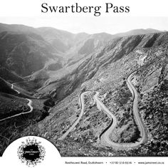 Things to do in Oudtshoorn. The Swartberg Pass is considered one of the finest mountain passes in the world. Stay with us. Mountain Pass, Big Sky Country, Cape Town, Historical Photos, South Africa, Paths, Things To Do, New Homes, Mountains