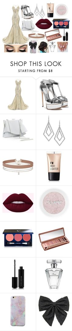 """""""Prom"""" by zebraqueen100 on Polyvore featuring beauty, Coast, ABS by Allen Schwartz, Miss Selfridge, Charlotte Russe, Vapour Organic Beauty, Urban Decay, Marc Jacobs, Avon and Carole"""