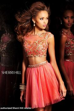 Sherri Hill 21154 Sherri Hill Mother of the Bride, Prom, Quinceanera, Special Occasion Dresses, Formalwear, Formal Attire, Second Weddings