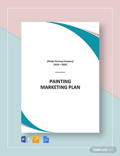 Instantly Download Painting Company Marketing Plan Template, Sample & Example in Microsoft Word (DOC), Google Docs, Apple Pages Format. Available in A4 & US Letter Sizes. Quickly Customize. Easily Editable & Printable. Marketing Plan Template, Business Plan Template, Writing A Business Plan, Business Planning, Meal Planning Printable, Paint Companies, Lesson Plan Templates, Google Docs, Word Doc