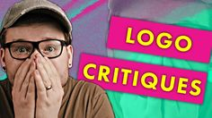 ✏️ Critiquing Your Logo Designs! #8