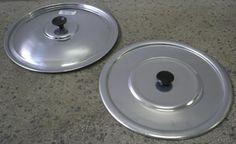 Twitter / Salatigas: Agora temos dois modelos de tampas de panela.