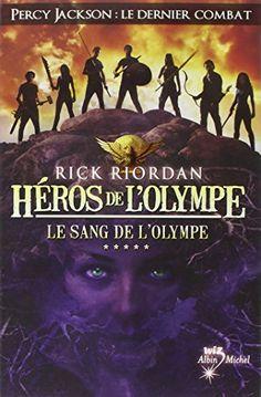 Héros de l'Olympe, Tome 5                                                                                                                                                                                  Plus