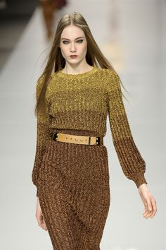Jo No Fui at Milan Fashion Week Fall 2011 - StyleBistro
