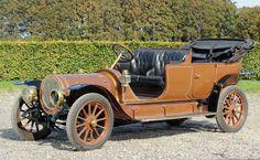 1909 Delaunay-Belleville Belvalette