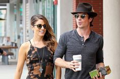 Nikki Reed and Ian Somerhalder Adopt a Kitten — 7 Other Stars Who Love Their Rescue Pets!   In Touch Weekly