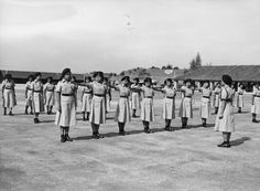 The first women police in the Federation of Malaya. Colonial, Malayan Emergency, Women Police, Guerrilla, Kuala Lumpur, Armed Forces, Ww2, Vietnam, Dolores Park