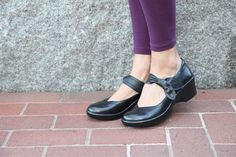 Alegria Ella Black Nappa | Alegria Shoe Shop #AlegriaShoes #Fall2014 #FREEshipping