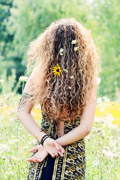 FP Me Takes The Windy City | Free People Blog #freepeople flower children, flower hair