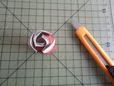 Tutorial DIY rosa Sant Jordi capsulas Nespresso