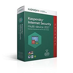Kaspersky Internet Security 2017 - Software de Seguridad Y Antivirus, 2 Usuarios, 1 Año