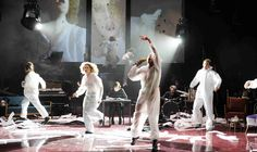 Wut, Elfriede Jelinek, Nicolas Stemanns, Münchner Kammerspiele