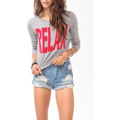 FOREVER 21 Colorblocked Relax Sweater ($20)
