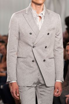 John Varvatos Spring 2015 Menswear | Men's Fashion | Moda Masculina | Shop at designercolthingfans.com