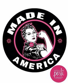 From production to shipping... Perfectly Posh is made completely in the USA!  This small company (rapidly growing) has put many back to work in manufacturing and other jobs that were lost during the recession!!