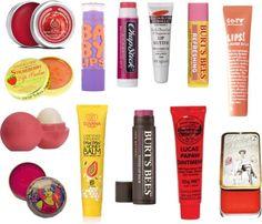 favourite lip balms