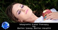 A multitude of health benefits await you if you decide to heal during sleep. Discover what Magnetic Field Therapy is, and it's potential use for ensuring deep sleep and better health, side-effect &… Lack Of Sleep Causes, Combattre Le Stress, Colon Irritable, Magnet Therapy, Sleeping Too Much, National Sleep Foundation, Stay Young, Alternative Medicine, Natural Cures