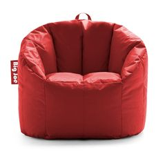"Big Joe Milano Bean Bag Chair, Multiple Colors - 32"" x 28"" x 25"" - Walmart.com - Walmart.com"