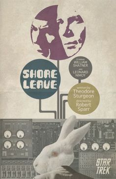 'Star Trek' TOS E15 Shore Leave by Juan Ortiz