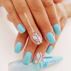 Korea Nail Art, Nails, Beauty, Instagram, Swiss Meringue, Gorgeous Nails, Enamels, Buen Dia, Finger Nails