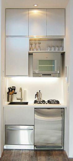 Studio 15m2 – Rénovation et décoration complètes – Paris VII | Ikea ...