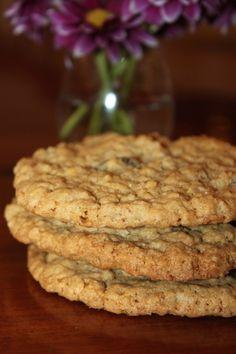Chewy oatmeal raisin cookies!! - Vixen's Kitchen