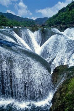 Pearl Shoal Waterfall Wonderful Places In The World