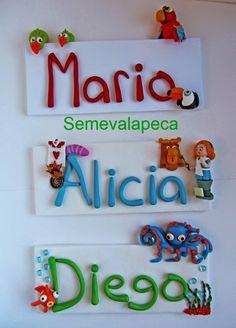 Semevalapeca: letreros