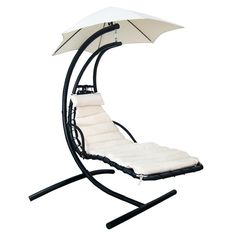 Island Retreat Hanging Lounge W/ Shade Canopy   Overstock™ Shopping   Great  Deals On. Shade CanopyHanging ChairsSwing ...