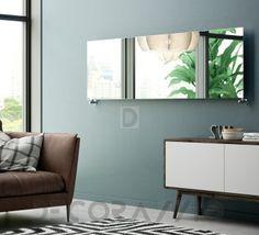 #radiator #design #interior   Радиатор Cordivari Inox, Frame Inox Orizzontale