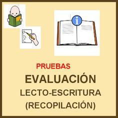 INSTRUMENTOS PARA LA EVALUACIÓN DEL PROCESO LECTO-ESCRITOR EN INFANTIL Y PRIMARIA . Contiene instrumentos para evaluar los distintos asp...