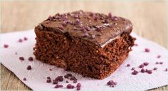 Backrezept veganer schneller Kuchen Low Sugar, Vegan Desserts, Tea Party, Cake Recipes, Food And Drink, Low Carb, Sweets, Baking, Vegan Pie