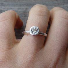 engagement ring?