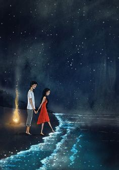Best painting love couple romances dreams 53 ideas - Just beautiful -