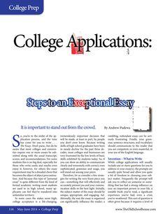 Prepare for exams essay scholarships