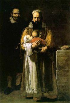 La mujer barbuda, 1831 - Jusepe de Ribera