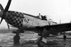 """P-51D Mustang of 353rd Fighter Group 351st Fighter Squadron """"Will it Run?"""" BFD"""