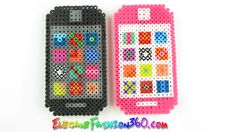 Perler Bead Designs, Easy Perler Bead Patterns, Perler Bead Templates, Hama Beads Design, Pearler Bead Patterns, 3d Perler Bead, Hama Beads Minecraft, Diy Perler Beads, Pearler Beads