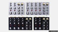 Mit dem Radius 4 erweitern MasterSounds und Union Audio ihren Boutique Rotary Mixer auf vier Kanäle und spendieren ihm zwei Mikrofoneingänge.
