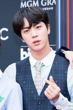 #JIN 18.05.20 BTS Dispatch Billboard Music Awards 2018
