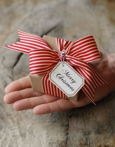 Limited Edition Christmas Gift Box - Peppermint Shea Butter Cream