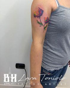 • WATERCOLOR TULIP • Tattoo Artist LARA TONIOLO TATTOO ARTIST • Info, Booking & Collaboration 0495972925 info.bhills@gmail.com www.bhillstattoostudio.com •   #BHillsTattooCompany #LaraTonioloTattooArtist #LaraLadyOktopusTattooArtist #WatercolorTattoo #TulipTattoo #FlowerTattoo #Watercolor #ColorTattoo #CittadellaTattoo #Tattoo #TattooWatercolor #TattooFiore #TattooColorato #TattooBraccio #TattooDonna #Tattoo #Ink #IdeeTattoo #FemaleInk #TattooArm #Cittadella #tatuaje #tattoodesign La Tattoo, Get A Tattoo, Psychedelic, Watercolor Tattoo, Piercing, Board, Style, Tattoos, Tatoo