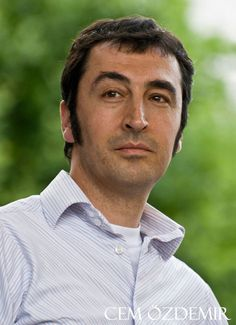 Cem Özdemir Co-chairman of the German political party Alliance '90/The Greens, together with Claudia Roth.