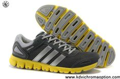 9d21405c43c9 2013 New Adidas Climacool CC Modulate M Darkgray Yellow Silver Latest  Basketball Shoes