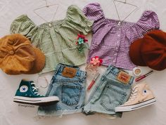 Retro Outfits, Cute Casual Outfits, Girl Fashion, Fashion Outfits, Other Outfits, Looks Style, Aesthetic Clothes, Pretty Dresses, Queen