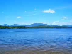 Silver Lake in Madison NH boast some of the most panoramic views of the White Mountains that can be found. From the Sandwich Mountain range to Maine. You can't beat it!